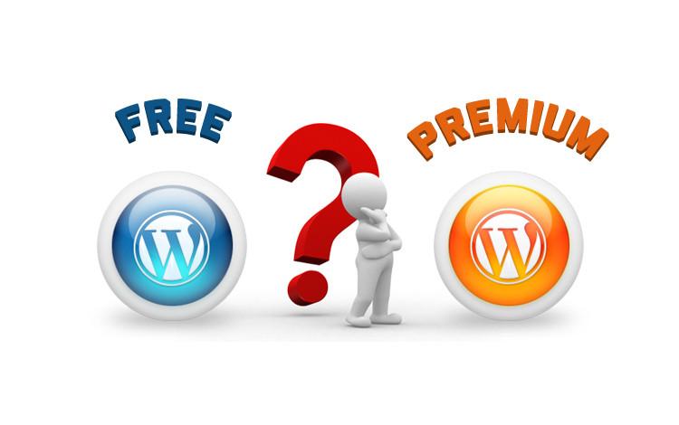 Differenze Tema gratuito o premium