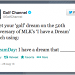 Golf-newsjacking