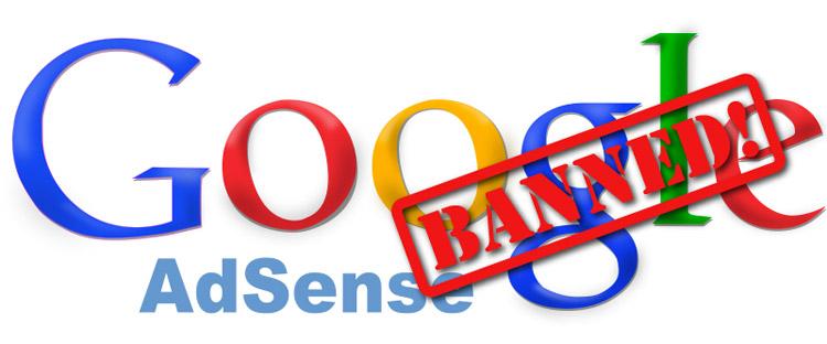 Come farsi bannare da AdSense in 10 passi