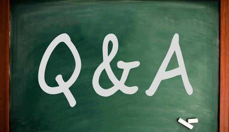 Rubrica di domande e risposte sul blogging al via
