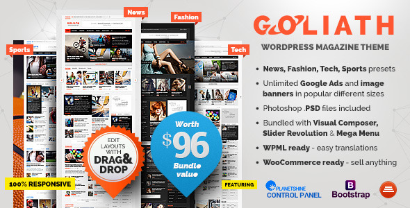 goliath-wordpress-tema-adsense