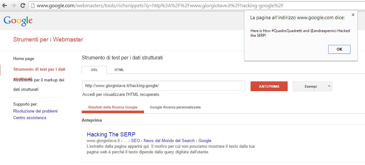 google-breadcrumb-hack