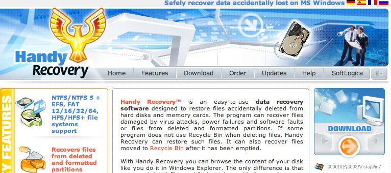 [Recensioni]Handy Recovery