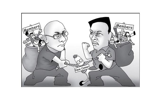 John Chow vs. Google: la battaglia finale?