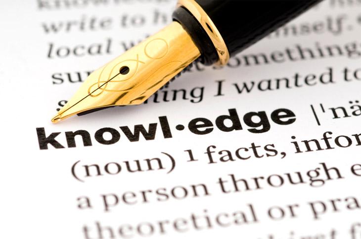 Sapete tutto sul tema del vostro blog?