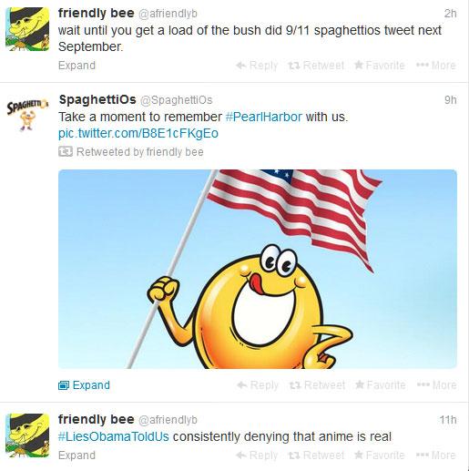 spaghettios-newsjacking-controproducente