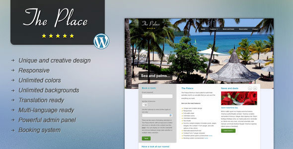 tema-wordpress-bed-and-breakfast