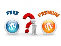 Differenze Tema gratuito o premium: scegliere il template
