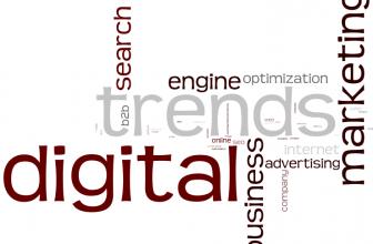 Digital Marketing Trends 2012:Infografica