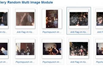 Galleria fotografica in Joomla: un componente per mostrare le immagini