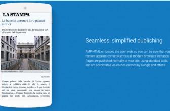 Pagine per dispositivi mobili accelerate: novità Mobile Google