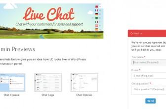 Live Chat su WordPress: plugin assistenza dal vivo