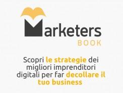 Marketers Book: le Strategie vincenti per guadagnare online