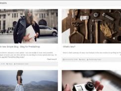Modulo Prestashop per integrare blog ed inserire contenuti