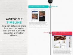 Come inserire una Timeline in WordPress