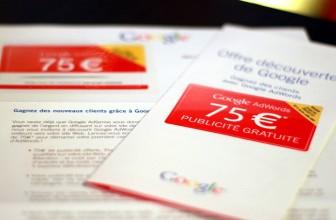 Come ottenere 75€ di pubblicità AdWords gratis