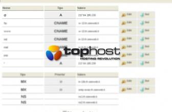 Raggiungere sito su TopHost senza www