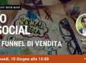 Come utilizzare la SEO ed i Social per vendere online: webinar