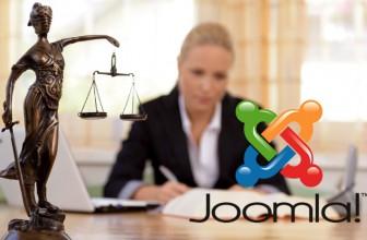 I migliori template Joomla per sito Avvocato e Studio Legale