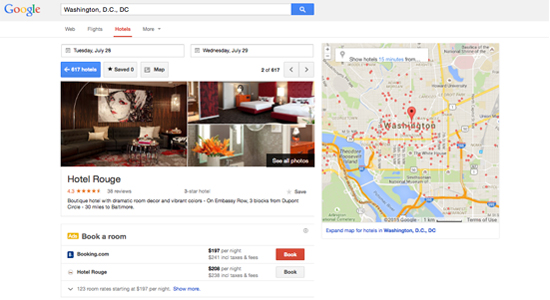 Hotel-Rouge-google-instant-booking
