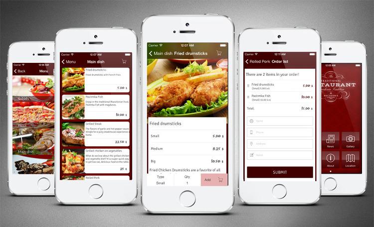 app di appuntamenti per ristoranti