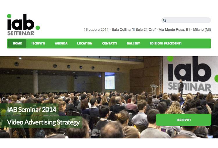 IAB Seminar: Video Advertising Strategy 2014