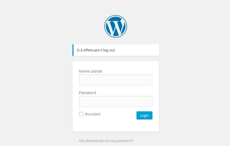 redirect-dopo-logout-wordpress