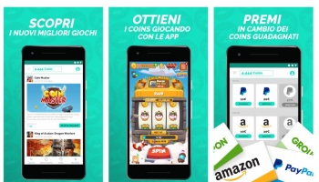 AppStation: app per smartphone per guadagnare giocando