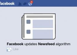 Facebook cambia l'algoritmo del News Feed per i link esterni