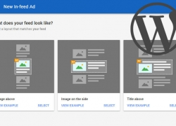 Come inserire AdSense InFeed in WordPress