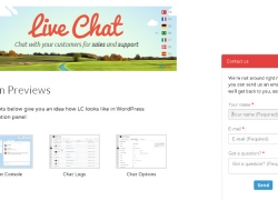 Live Chat su WordPress: plugin assistenza dal vivo