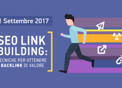 Webinar Link Building: Ottenere Backlink autorevoli