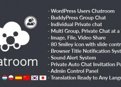Creare ed inserire Chatroom su WordPress: Plugin Chat di gruppo