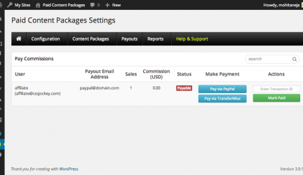Plugin per inserire articoli e pagine a pagamento su WordPress