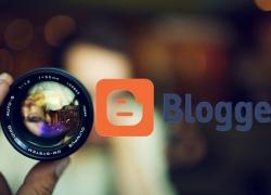 Template Blogger per blog di fotografia o sito fotografo
