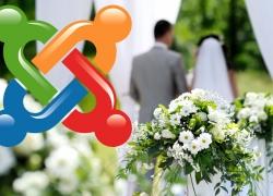 I migliori template Joomla per siti di matrimoni