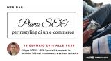 Webinar: Restyling di un ecommerce e SEO
