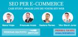 Webinar SEO Ecommerce: contenuti, link interni e backlink